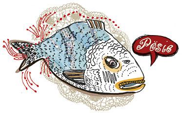 Fisch Poesie